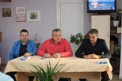 Кандидатите на ПП МИР се срещнаха с пенсионери от Врачеш и Ботевград