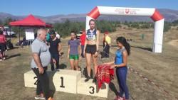 Още два медала за лекоатлетите на Балкан от националния шампионат по крос кънтри