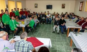 С духова музика посрещнаха Иван Гавалюгов в Литаково