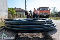 """ДФ """"Земеделие""""  прие заявката за авансово плащане по проекта за подмяна на водопроводите в Литаково, Новачене и Скравена"""
