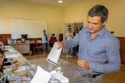 Кандидатът за кмет Иван Гавалюгов: Има ли висока избирателна активност, резултатите от изборите ще са максимално добри