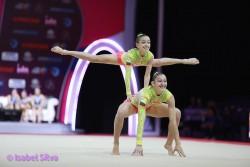Женската двойка с 8-мо място в Европа