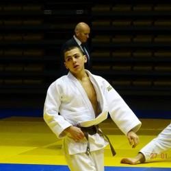 Джудо: Иван Симеонов с бронзов медал от Европесйката купа