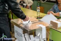 56.68% е избирателната активност към 17:30 часа