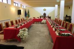 Днес се проведе първата тържествена сесия на новоизбрания Общински съвет за мандат 2019-2023 г.