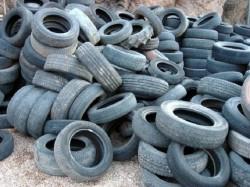 Излезли от употреба гуми не трябва да се изхвърлят на нерегламентирани места