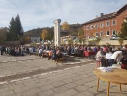 Стотици се събраха на събора на село Липница