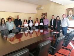 """За 18-та поредна година ПГТМ """"Христо Ботев"""" участва в инициативата """"Мениджър за един ден"""""""