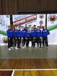 """Състезатели от клуб """"Таек-кион"""" се завърнаха с 9 медала от турнир в Перник"""