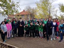 Балкан се включи в мащабна благотворителна кампания за приюта на отец Иван