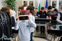 Скравенското училище и BRITANICA Park School – София обменят опит по иновативни практики