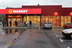 T MARKET откри свой магазин в Етрополе
