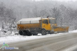 Кметовете на кметства ще организират снегопочистването на улиците в селата