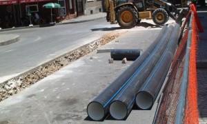 През следващата година ще започне поетапна подмяна на водопровода в Новия Изток