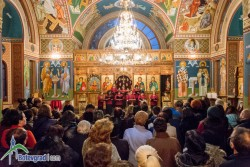 Църковният хор с концерт за Деня на християнското семейство