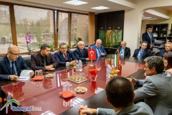 Посланикът на Турция посети Ботевград