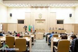 Започна заседанието на Общинския съвет за избор на председател