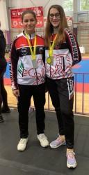 Валерия Дачева и Любка Петрова с награди по Таекуон-до ИТФ от клас А - Словения Оупън
