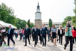 Президентът Румен Радев ще посети Ботевград по повод Празника на града на 29-ти ноември