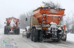 """Фирма """"Семекс"""" ще чисти пътищата в общината през зимата"""