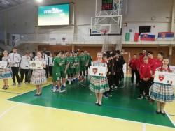 Младежка Евролига: Снимки от откриването и първия мач на Балкан /15/