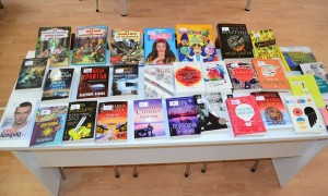 С 90 нови заглавия се обогати фонда на Градската библиотека
