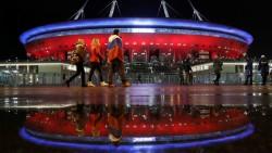 Русия беше изключена от големите международни състезания за четири години