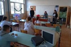 """Училищен кръг на национално състезание по приложна електроника """"Мога и зная как"""" се проведе в ПГТМ """"Христо Ботев"""""""