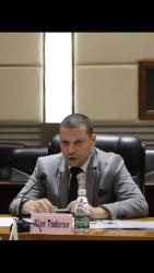 Областният управител Илиан Тодоров: Против съм повишаване на цената на водата в Софийска област