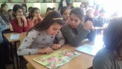 """ОУ """"Христо Ботев"""" се включи в инициативата Национална седмица на четенето"""
