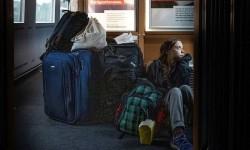 """Грета Тунберг се снима на пода във влак, """"Дойче бан"""" отговори: Щеше да е добре да кажете, че получихте място в първа класа"""