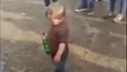 Районна прокуратура – Ботевград разследва случая с видеозаписа на дете с бутилка от бира в с. Джурово