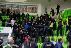 Една година от инцидентите в Арена Ботевград