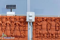 В центъра на Ботевград е поставен уред за мониторинг на въздуха