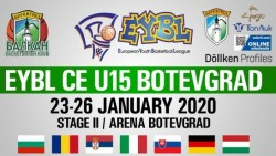 Балкан (15) със силно начало на втория турнир на  EYBL
