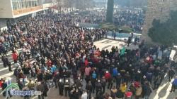 Хиляди в подкрепа на кмета Иван Гавалюгов /актуализирана/
