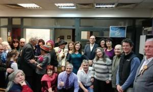 "ВГ""Оренда"" и Бистра Александрова гостуват в Букурещ"