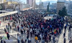 Над 3 000 подписа са събрани в подкрепа на исканията, поставени от гражданския протест на 26 януари