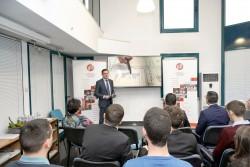 Група ГЕОТЕХМИН официално откри стипендиантската си програма за студенти от МГУ
