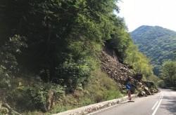 Държавата отпусна пари за укрепване на свлачищата на пътя Калугерово-Своде и Етрополе-Ямна