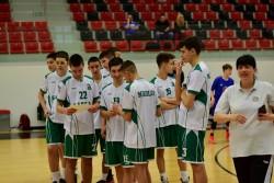 Младежка Евролига: Балкан (16) загуби мачовете си в Унгария