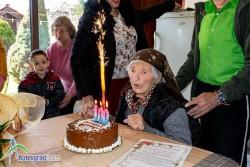100-годишен юбилей празнува баба Найда от село Новачене