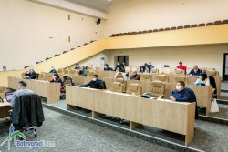 Редовното заседание на ОбС Ботевград премина при стриктни предпазни мерки