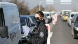Отпадат часовите ограничения за влизане и излизане в и от София