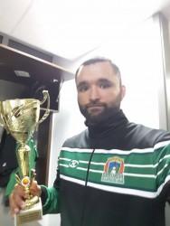 Цветан Стефанов: В Балкан изживявам детската си мечта