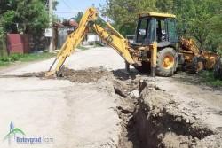 Подновиха дейностите по реконструкцията на водопроводната мрежа в Литаково