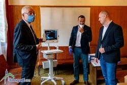 МБАЛ Ботевград е втората болница в страната, която разполага с ултразвуков ехограф от ново поколение