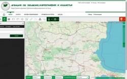 Всяка втора услуга на Агенцията по геодезия, картография и кадастър вече е по електронен път