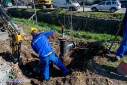 МРРБ преведе още 550 000 лева по проекта за подмяната на водопроводния пръстен