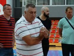 Кампания против Перо Антич в баскетбола на Северна Македония
